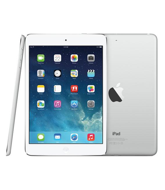 【中古】【安心保証】 SIMフリー iPadmini2[海外セルラー16G] シルバー