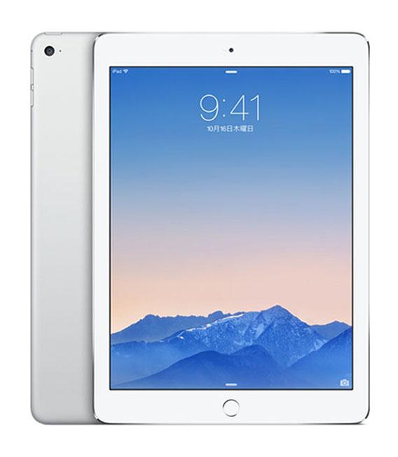 【中古】【安心保証】 iPadAir_2[16GB] シルバー