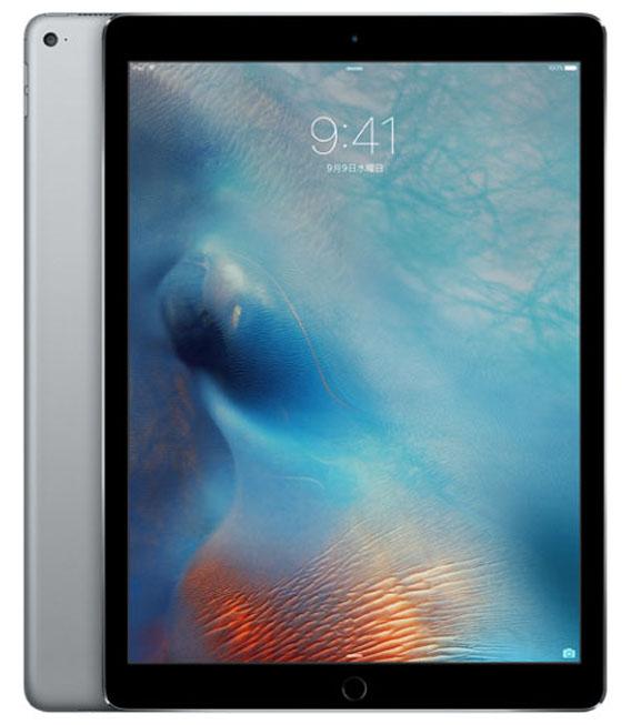【中古】【安心保証】 iPadPro 1ー12.9[WiFi32G] グレイ