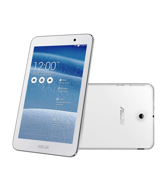 本体 白ロム Androidタブレット ファッション通販 Aランク WI-FIモデル 中古 安心保証 MeMOPad7 ホワイト ME176 K013 ※アウトレット品