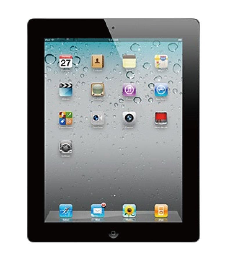 【中古】【安心保証】 SoftBank iPad2[3G 32GB] ブラック