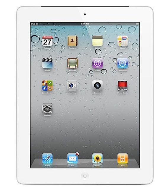 【中古】【安心保証】 iPad2[WiFi 32GB] ホワイト