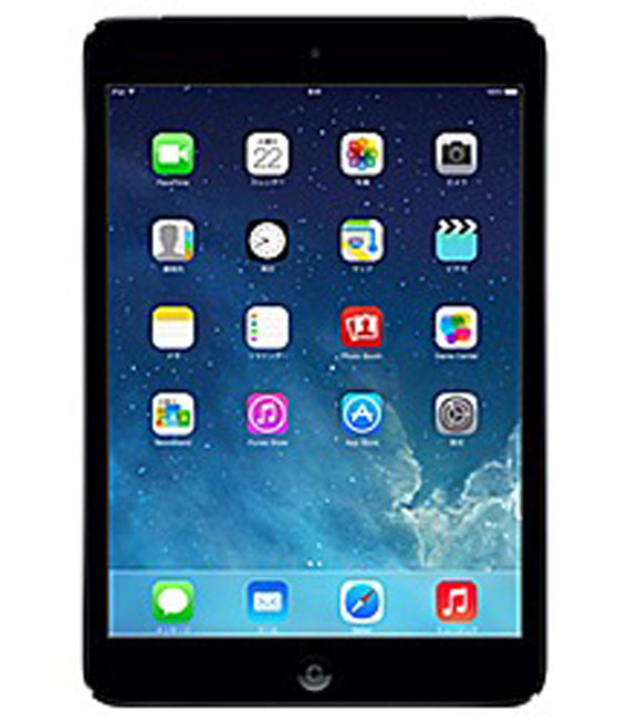 【中古】【安心保証】 iPadmini1[WiFi 16G] グレイ