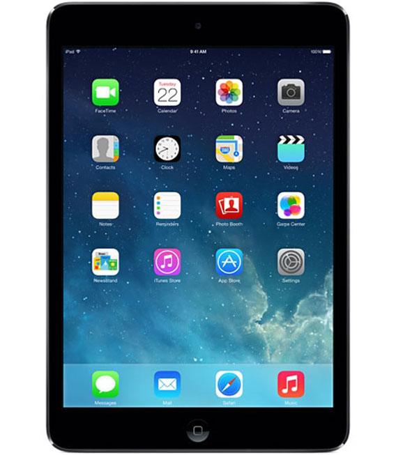 【中古】【安心保証】iPadmini2[32G] グレイ