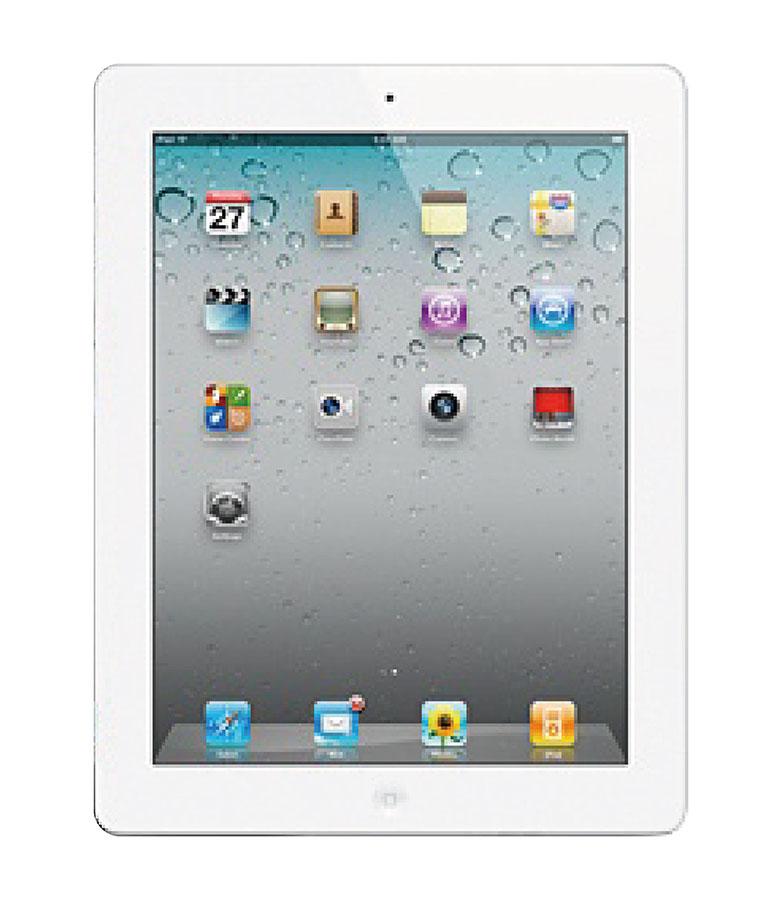 【中古】【安心保証】 iPad2[WiFi 16GB] ホワイト