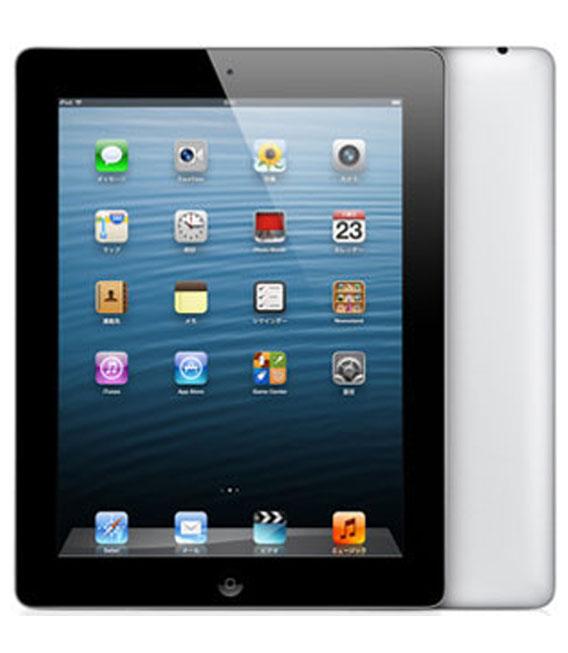 【中古】【安心保証】 iPadRetina 4[WiFi32G] ブラック