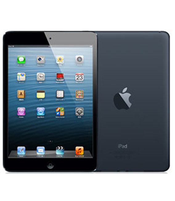 【中古】【安心保証】 iPadmini1[WiFi 16G] ブラック