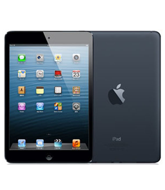 【中古】【安心保証】 iPadmini1[WiFi 64G] ブラック
