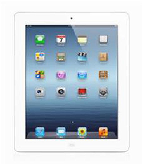 【中古】【安心保証】 iPad3[WiFi 64G] ホワイト