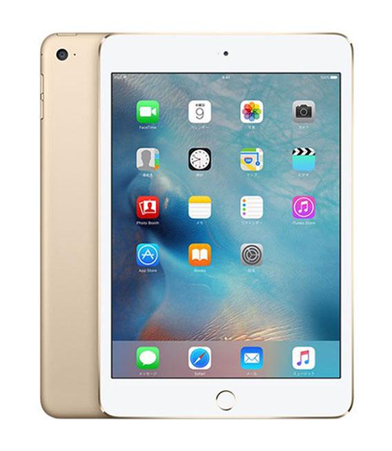 【中古】【安心保証】 iPadmini4[WiFi32G] ゴールド