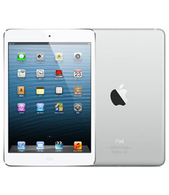 【中古】【安心保証】 SoftBank iPadmini1[セルラー16G] ホワイト