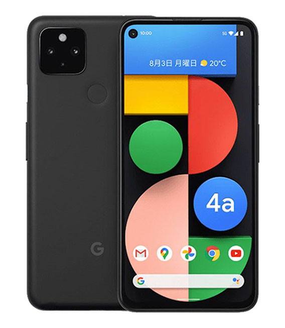 本体 白ロム 期間限定の激安セール 業界No.1 Androidスマートフォン Aランク ソフトバンク 中古 Pixel SoftBank 4a 5G 安心保証