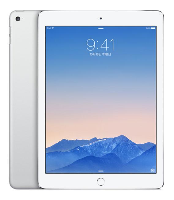 【中古】【安心保証】 iPadAir2_6[WiFi64GB] シルバー