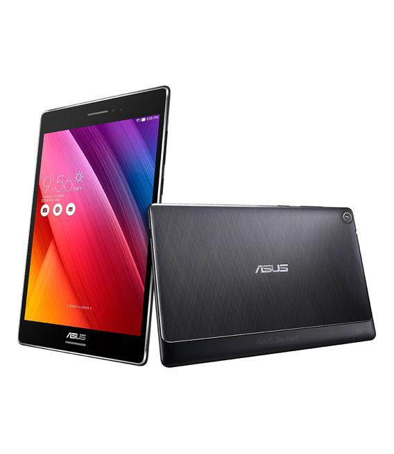 【中古】【安心保証】 ZenPad S 8.0[WIFI16G] ブラック
