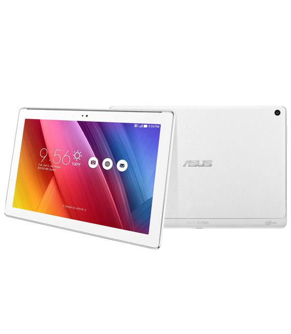 【中古】【安心保証】 ホワイト 10[16G] SIMフリー ZenPad