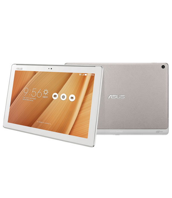【中古】【安心保証】 SIMフリー ZenPad 10[16G] シルバー