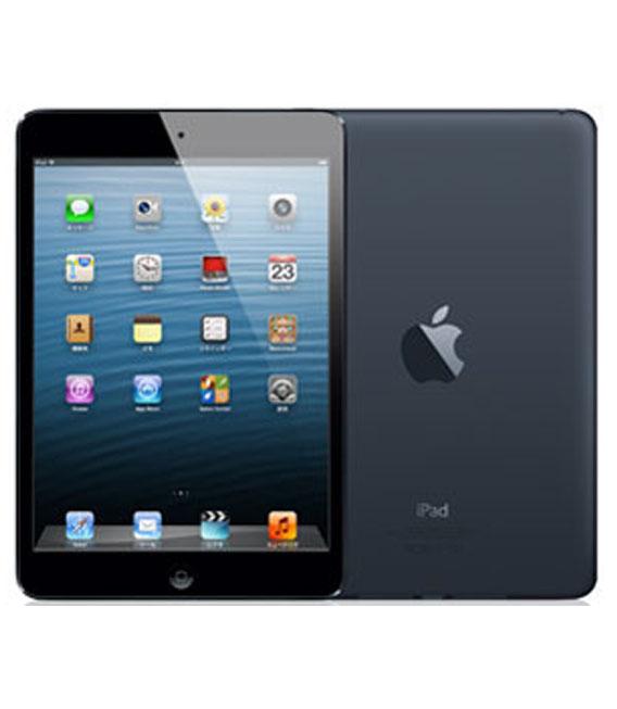 【中古】【安心保証】 SoftBank iPadmini1[セルラー32G] ブラック