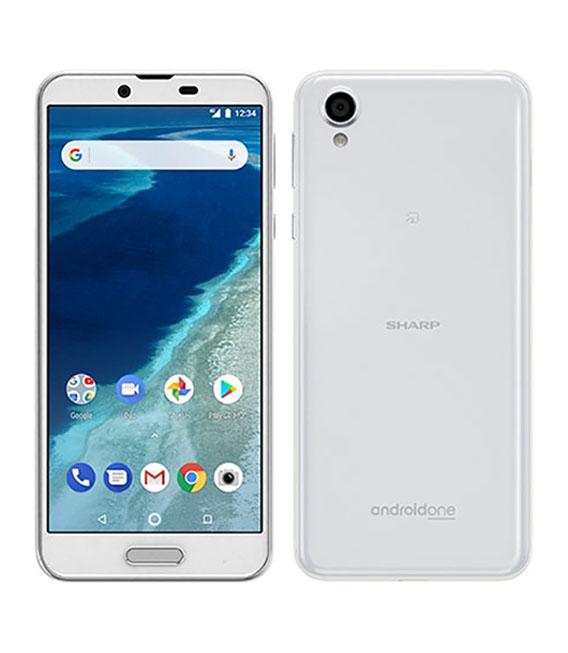【中古】【安心保証】 Y!mobile Android One X4 パールホワイト