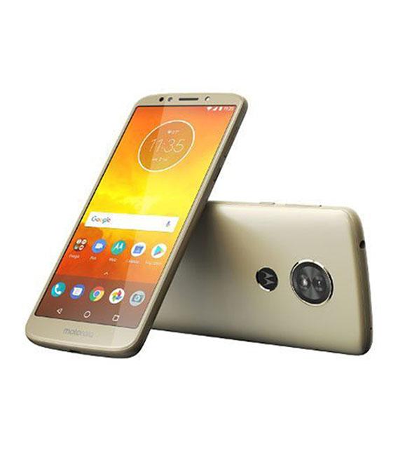 【中古】【安心保証】 SIMフリー Motoe5[16G] ファインゴールド