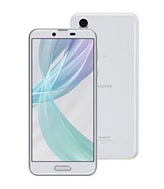 本体 白ロム Androidスマートフォン Aランク SIMフリー AQUOS ホワイト 人気ショップが最安値挑戦 安心保証 登場大人気アイテム SIMフリー 中古 SHーM07