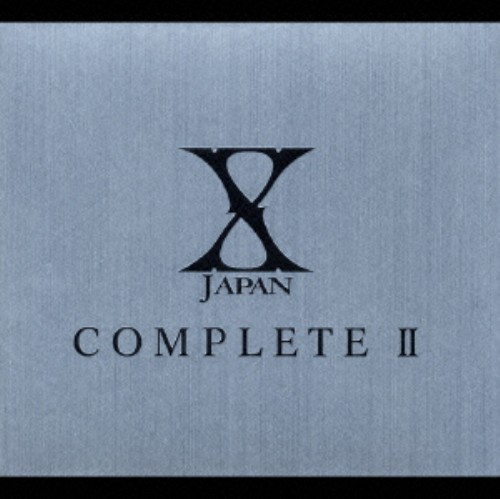 【SOY受賞】【中古】X JAPAN COMPLETEII(DVD付)/X JAPANCDアルバム/邦楽