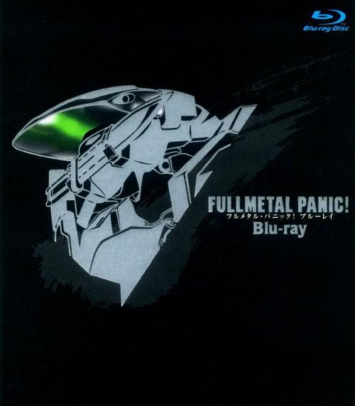 【中古】初限)フルメタル・パニック! 【ブルーレイ】ブルーレイ/SF
