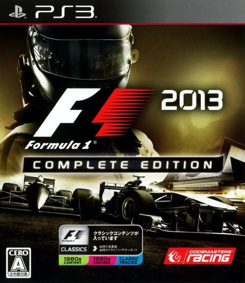 3980円以上で送料無料 正規店 中古 F1 2013 スポーツ Editionソフト:プレイステーション3ソフト ゲーム Complete 訳ありセール 格安