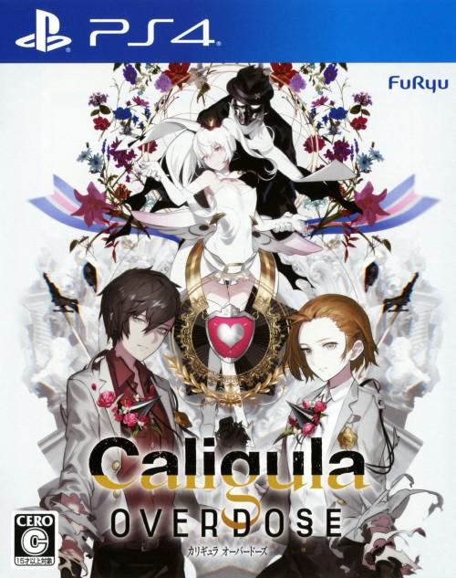3980円以上で送料無料 中古 Caligula Overdose ギフ_包装 割引 ロールプレイング カリギュラ オーバードーズソフト:プレイステーション4ソフト ゲーム