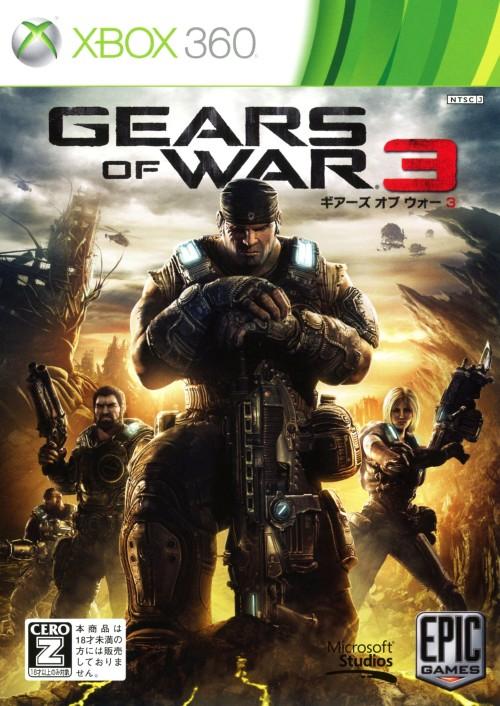 3980円以上で送料無料 中古 18歳以上対象 Gears of アクション 人気 限定特価 おすすめ War3ソフト:Xbox360ソフト ゲーム