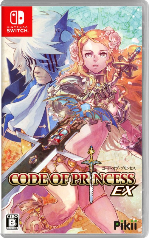 3980円以上で送料無料 ブランド品 中古 Code of ゲーム ロールプレイング Princess 日本産 EXソフト:ニンテンドーSwitchソフト
