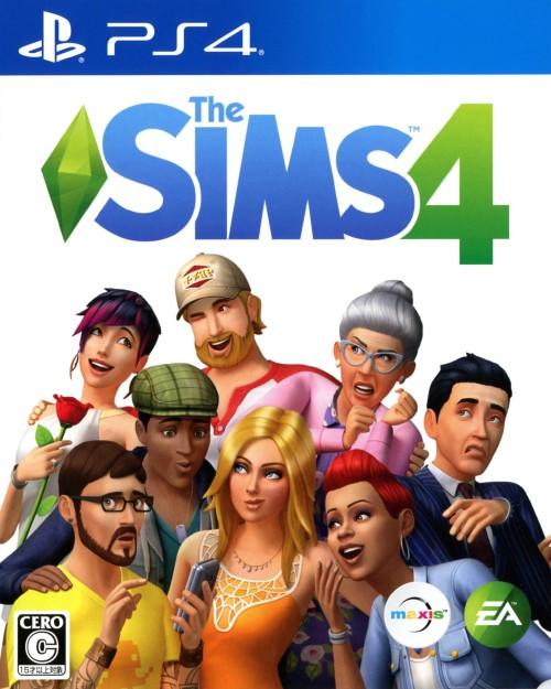 3980円以上で送料無料 往復送料無料 中古 The 5%OFF Sims ゲーム シミュレーション 4ソフト:プレイステーション4ソフト
