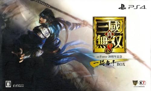 【中古】真・三國無双8 ω-Force 20周年記念 一騎当千BOX (限定版)