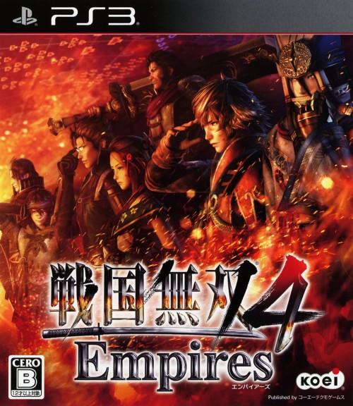 3980円以上で送料無料 NEW売り切れる前に☆ 中古 激安通販 戦国無双4 ゲーム アクション Empiresソフト:プレイステーション3ソフト