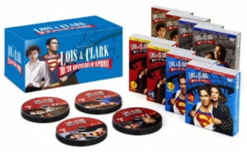 【中古】初限)LOIS&CLARK/新スーパーマン 1st-4th BOX 【DVD】/ディーン・ケインDVD/海外TVドラマ