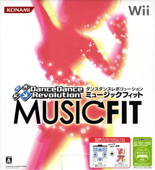 【中古】Dance Dance Revolution MUSICFIT マット同梱版 (同梱版)