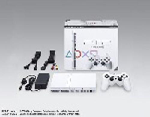 【中古・箱有・説明書無】PlayStation2 SCPH-70000CW セラミックホワイト