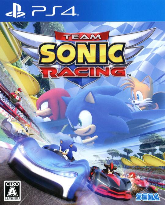 3980円以上で送料無料 NEW ARRIVAL 完売 中古 チームソニックレーシングソフト:プレイステーション4ソフト スポーツ ゲーム