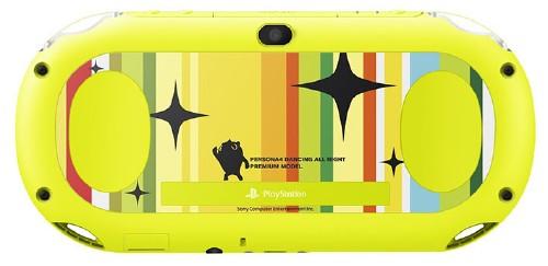 【箱説あり・付属品あり・傷あり】PlayStation Vita ペルソナ4 ダンシング・オールナイト プレミアム・クレイジーボックス (同梱版)