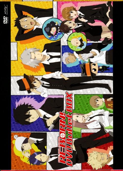 【中古】家庭教師ヒットマンREBORN! BOX 【DVD】/ニーコDVD/コミック