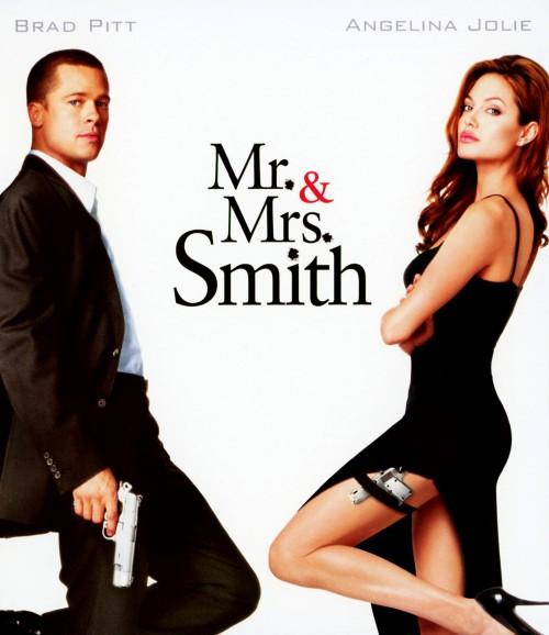 【中古】Mr.&Mrs.スミス 【ブルーレイ】/ブラッド・ピット