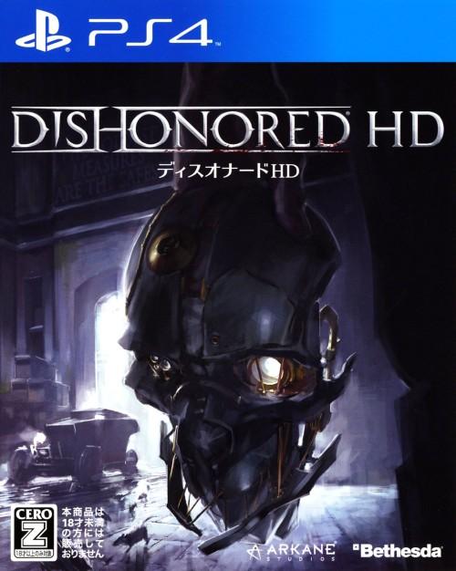 3980円以上で送料無料 中古 18歳以上対象 Dishonored ゲーム 再販ご予約限定送料無料 保障 HDソフト:プレイステーション4ソフト アクション