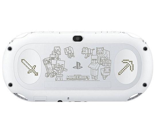 【中古・箱説あり・付属品あり・傷なし】PlayStation Vita Minecraft Special Edition Bundle (同梱版)PSVita ゲーム機本体