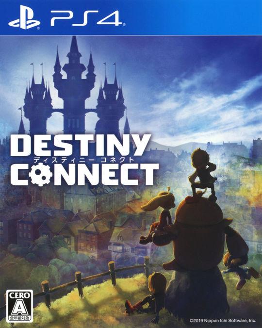3980円以上で送料無料 2020モデル 中古 DESTINY CONNECTソフト:プレイステーション4ソフト ゲーム 正規品送料無料 ロールプレイング