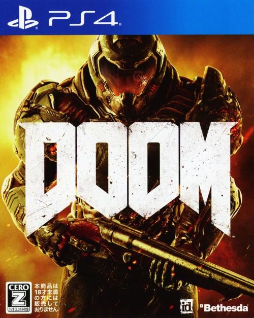 上品 信用 3980円以上で送料無料 中古 18歳以上対象 DOOMソフト:プレイステーション4ソフト ゲーム シューティング