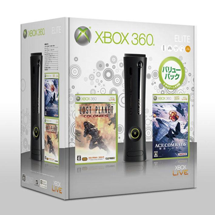 エリート Xbox360 【中古・箱無・説明書有】 (B4J−00128)