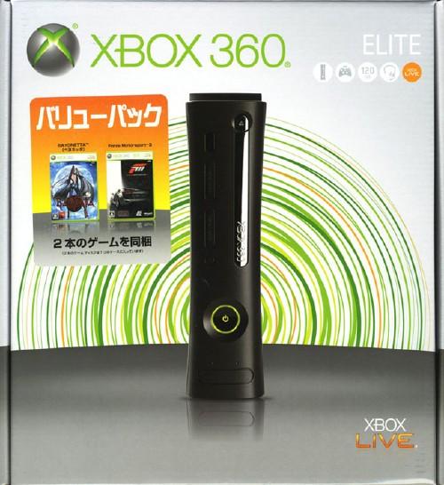 【中古】Xbox360 エリート バリューパック (2010年春モデル) (同梱版)