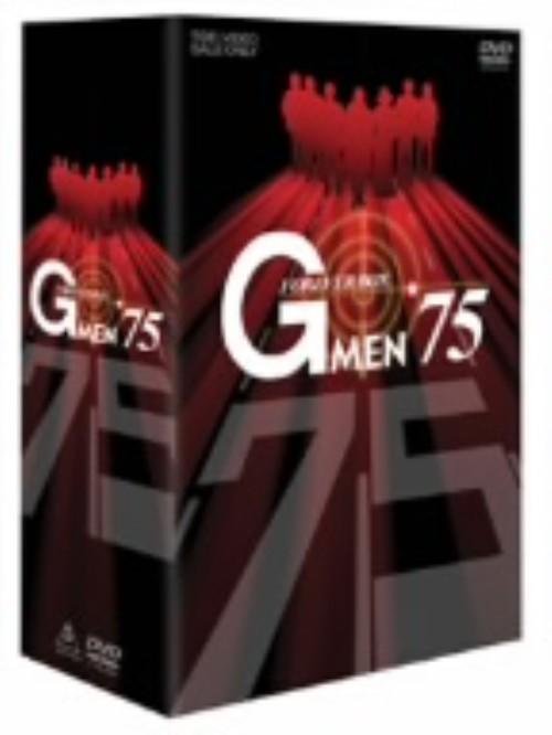 【中古】初限)Gメン 75 FOREVER BOX 【DVD】/丹波哲郎
