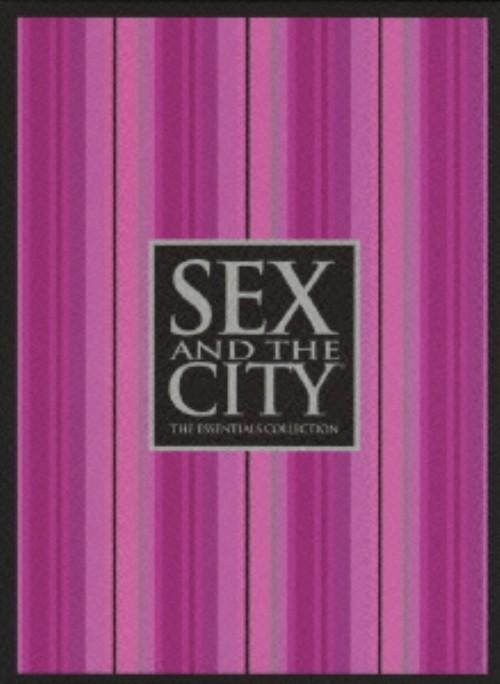 【中古】初限)セックス・アンド・ザ・シティ エッセンシャルコレクションBOX 【DVD】/サラ・ジェシカ・パーカー