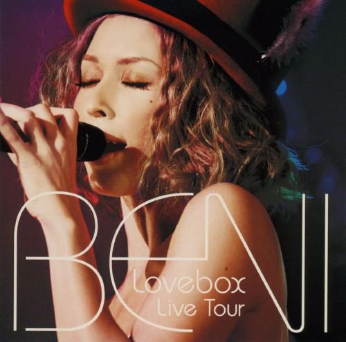 開催中 3980円以上で送料無料 中古 驚きの価格が実現 Lovebox Live Tour 邦楽ヒップホップ BENICDアルバム DVD付
