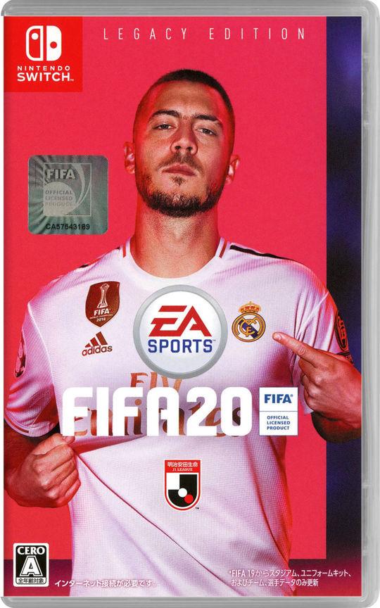 3980円以上で送料無料 特価 中古 FIFA 初売り 20 Editionソフト:ニンテンドーSwitchソフト Legacy ゲーム スポーツ